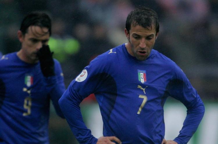Del Piero Inzaghi