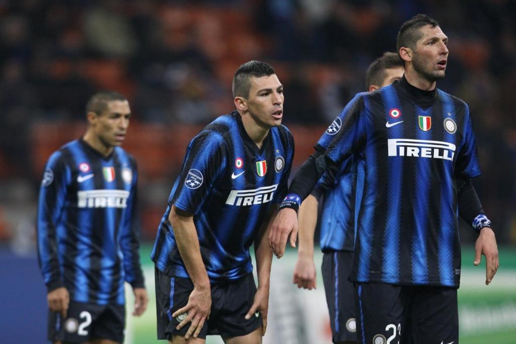 "FC Inter vs FC Twente - UEFA Champions League 2010-2011 Matchday 5 Girone A - Stadio Giuseppe Meazza ""San Siro"" di Milano"
