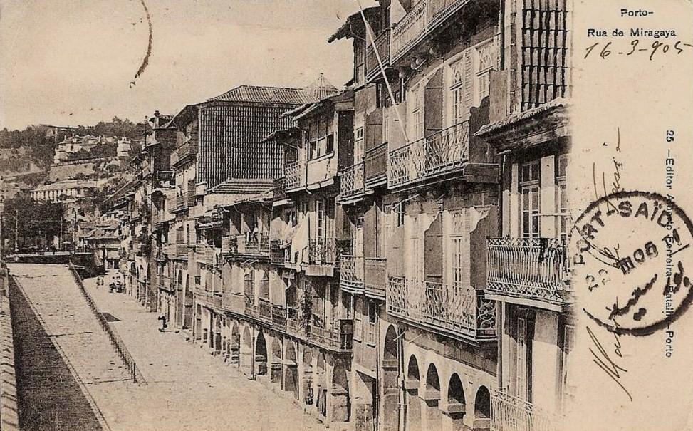 PORTO. - Rua de Miragaya