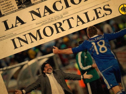 L'ultimo miracolo di Maradona