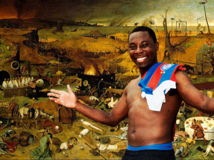 Freddy Adu – cartoline dall'inferno