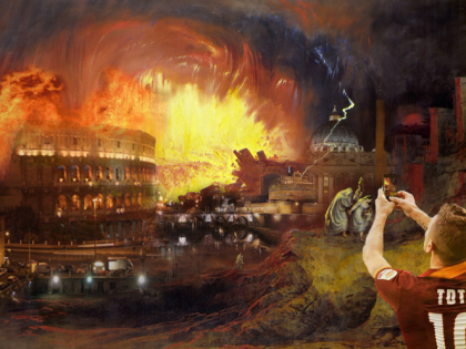 La Roma è il paradiso