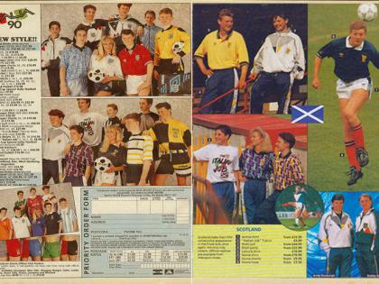 Gruppo C: Scozia