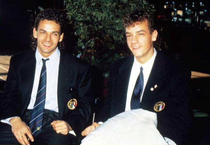 Fratello dove sei: Eddy Baggio