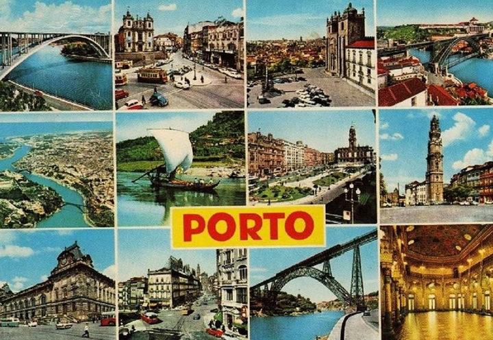 Una cartolina da Porto