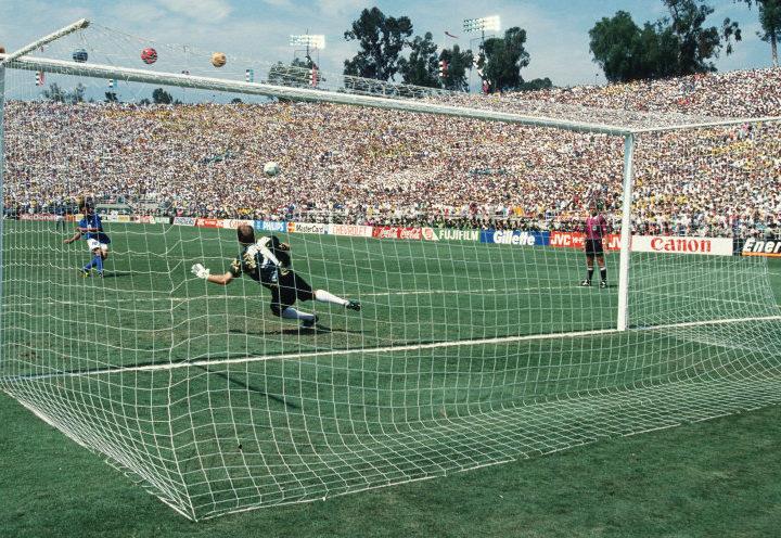 Una lunga finale: Italia- Brasile 1994