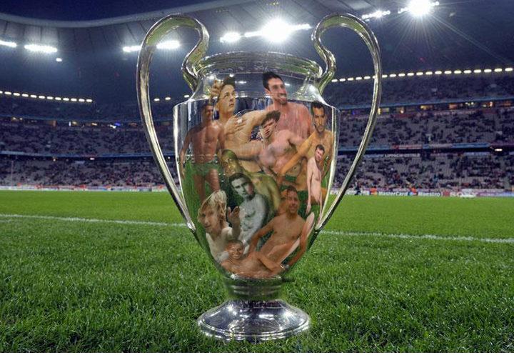 Le 11 vergini della Champions League